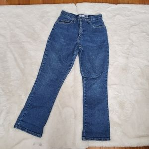 5/$30 Vintage jeans size 10P high rise